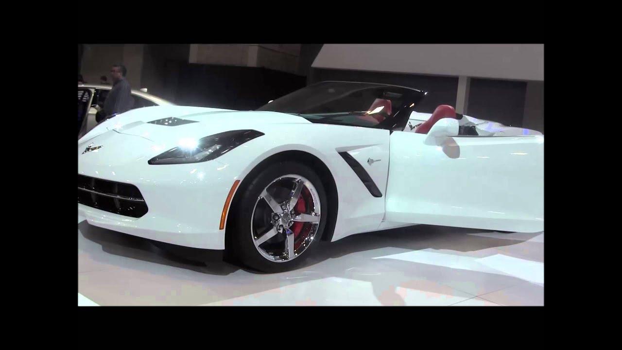 2015 Corvette Stingray Convertible Youtube