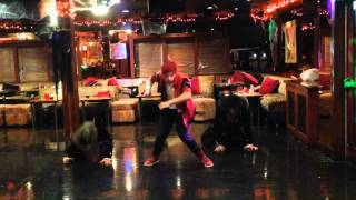 """Michael jackson """"is it scary,thriller,ghost dancing by leandro moran ft sandrorg  & rio"""