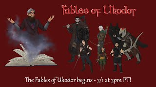 Fables of Ukodor Trailer