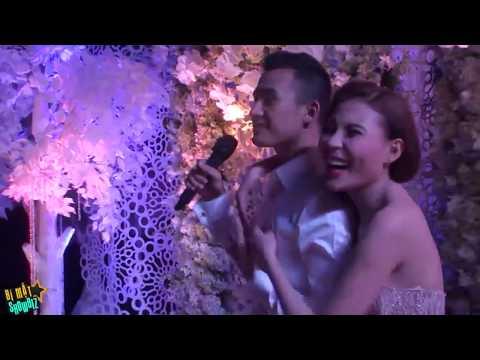 [8VBIZ] - Lương Thế Thành bị lột trần trong đám cưới với Thúy Diễm