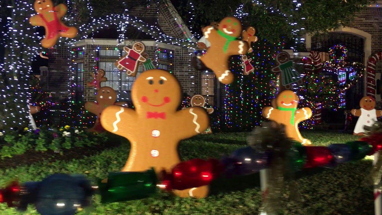River Oaks Christmas Lights 2020 Christmas light   River Oaks Houston Texas   One of the best