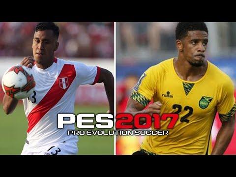 Peru VS Jamaica - Amistoso - Pes 2017