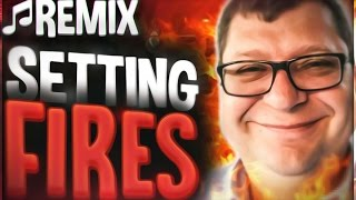 Zbigniew Stonoga ft. The Chainsmokers - Setting Fires | Remix