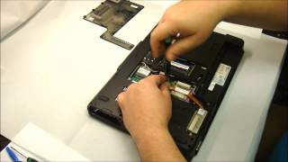 How To Replace Laptop Heat Sink On A Dell Inspiron 1545
