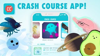 Announcing the Crash Course App!