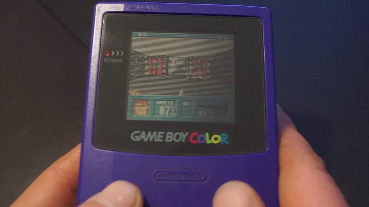 Game boy color - Game Boy Color 24