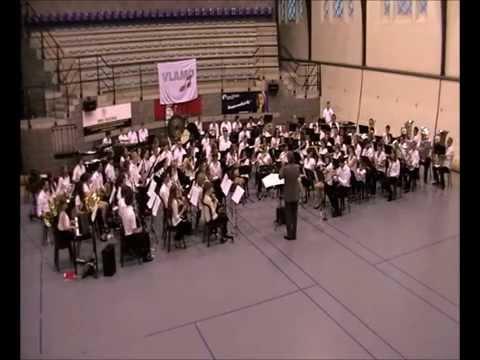 Zomerplayin 2014 - In Vlaamse Velden Suite van Jef Neve