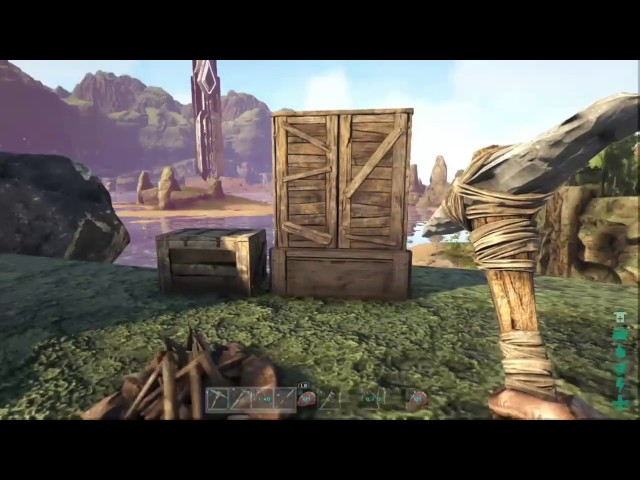 Ark Survival Xbox one Unlimited Resource Glitch