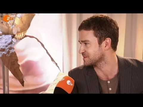 ZDF.de Justin Timberlake Interview