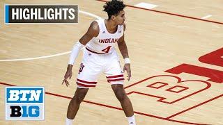 Highlights: Jackson-Davis Leads Indiana to Win | North Alabama at Indiana | Nov. 12, 2019