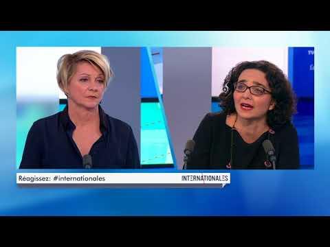 Prévenir pour Protéger: Interview de Muriel Domenach - TV5 Monde Internationales
