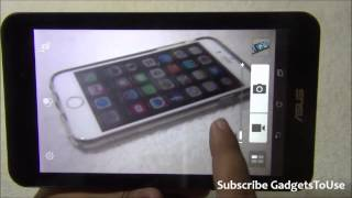 Asus Fonepad 7 2014 Unboxing, Review, Camera, Gaming, Benchmarks, Features Overview and Verdict