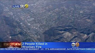 Woolsey Fire Burn Area: Malibu Creek State Park, Calabasas