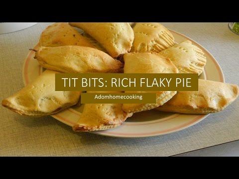 Tit Bits : Rich Flaky Pie