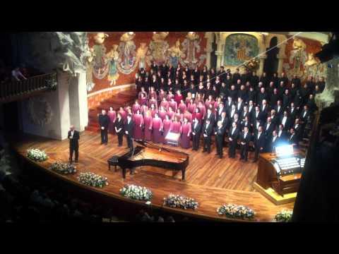 Rossinyol que vas a França + Cant de la Senyera