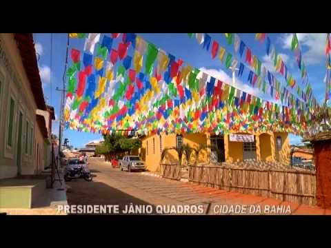Cidades da Bahia - Presidente Jânio Quadros