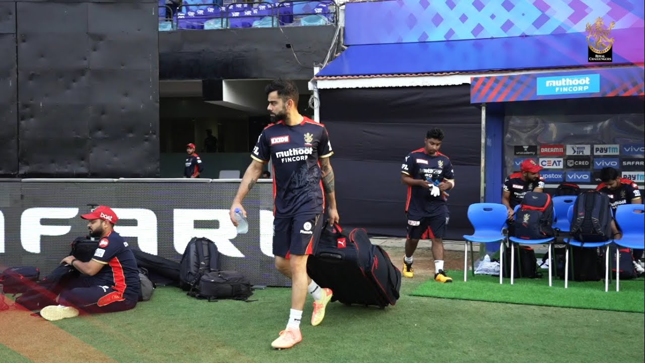 Vivo #IPL2021 SRH vs RCB - Royal Challengers Bangalore