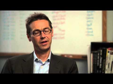 Otto Scharmer over de essentie van presencing en de U theorie
