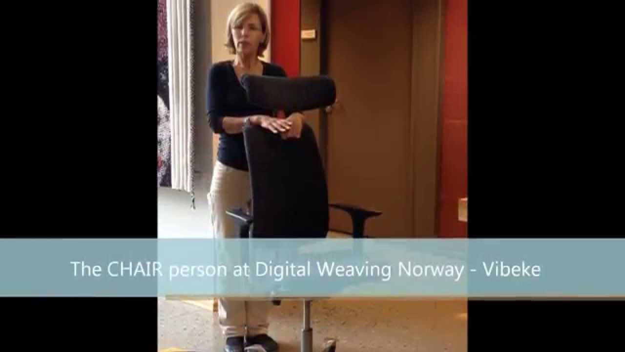 Lampas Weaving Workshop at Digital Weaving Norway