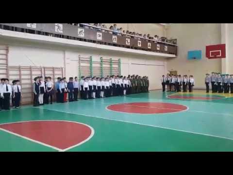 Военно-спортивная игра Патриот Командир Иван St?