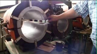 Sonor Factory Tour (Part 1) 29 July 2011