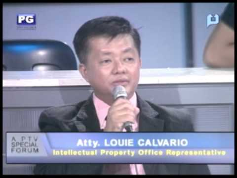 Part 2: Plagiarism & Copyright Infringement - PTV Special Forum [Nov. 23, 2012]