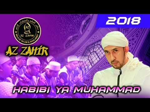 Terbaru | Az Zahir | HABIBI YA MUHAMMAD