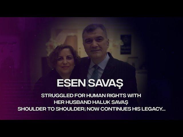 BROKEN LIVES, ESEN SAVAŞ INTERVIEW (wife of Prof. Haluk Savas), EXTENDED