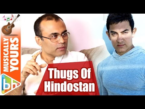 Amitabh Bhattacharya's EXCLUSIVE On Aamir Khan's Thugs Of Hindostan