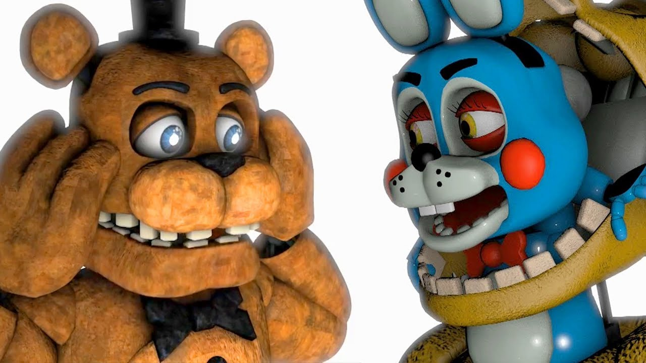 Top 5 Five Nights at Freddy's SHORT Animation (Funny FNAF Animations)