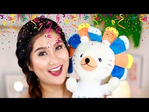 May Pa- BIRTHDAY Si LAZADA! Amazing NEWS! | Kris Lumagui