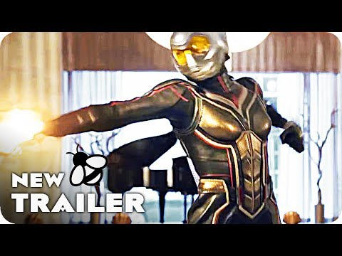 Playlist Ant Man 2: Ant Man and the Wasp all Trailers and Videos