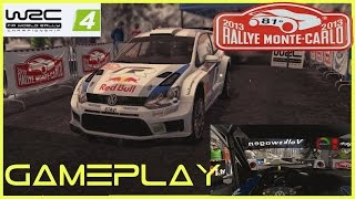 WRC 4 FIA World Rally Championship Gameplay (PC HD) - Monte Carlo