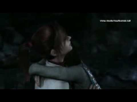 resident evil leon and claire relationship trust