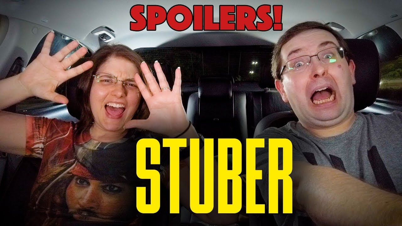 Stuber - SPOILERS - Geek Out