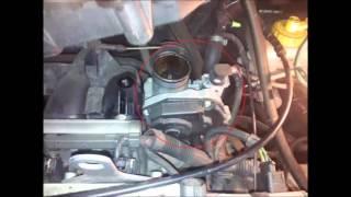 VW Golf 4 1.4 16V Bj.99 Drosselklappe reinigen mit Maddin Jo