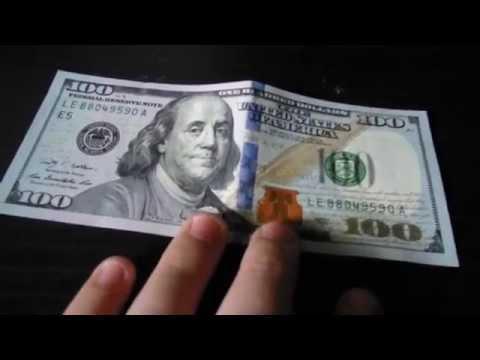 New U.S $100 Bill