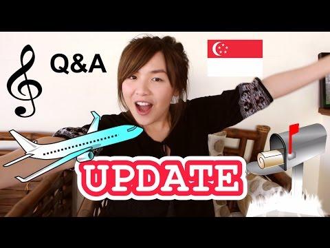 UPDATE: Singapore Meet Up, Kickstarter, New PO BOX and more!