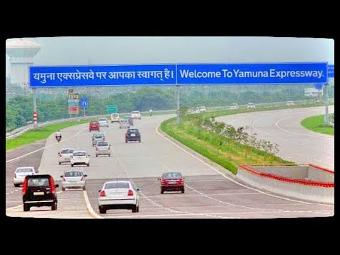 Be Careful this's Yamuna Expressway