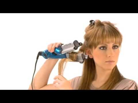 New Bed Head Deep Waver Crimper Curling Iron Beauty