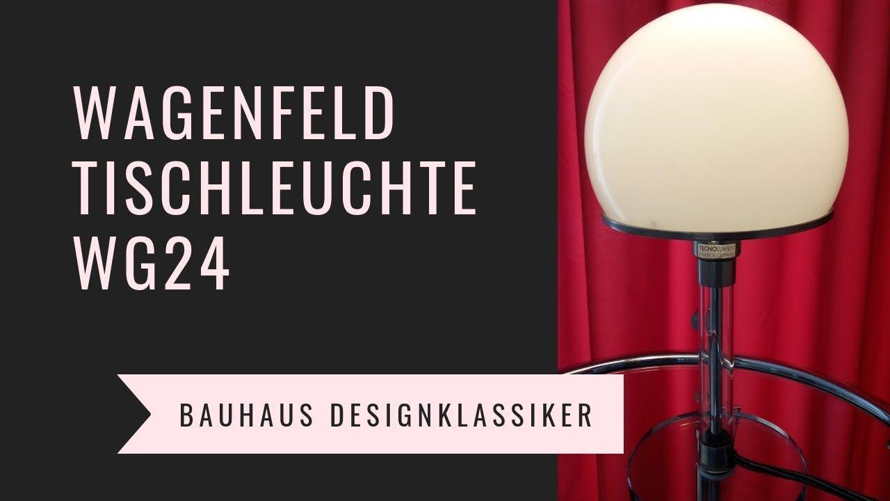 zum Designklassiker Informationen Wagenfeld Leuchte 24 WG n8Xk0wPO