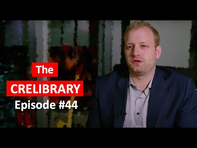 Pension Fund Logic with PSP Investments Kristopher Wojtecki | CRELIBRARY Episode #44