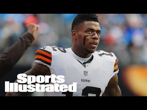Josh Gordon Practices For First Time In-Season Since 2014 | SI Upbeat | Sports Illustrated
