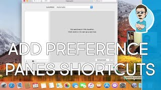 macOS   Add Preference Panes to Your Dock For Quick Access!
