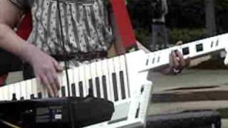 "Ozma plays ""Domino Effect"" @ the UC Riverside Bell Tower. 04.26.06 ..."