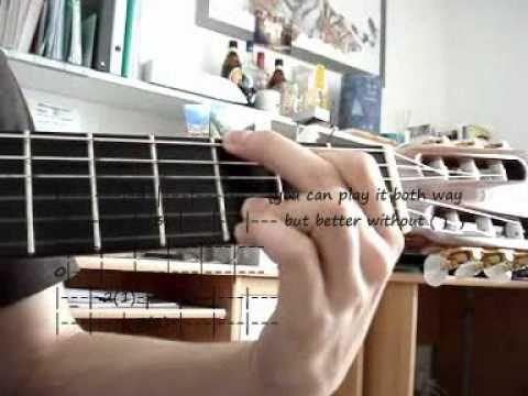 Big Big World Guitar Lesson Part 1