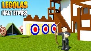 ¡Hemos alcanzado 🎯 objetivos justo en el medio! ¡Somos arqueros! 🎯 Simulador de tiro con arco ? Roblox Inglés