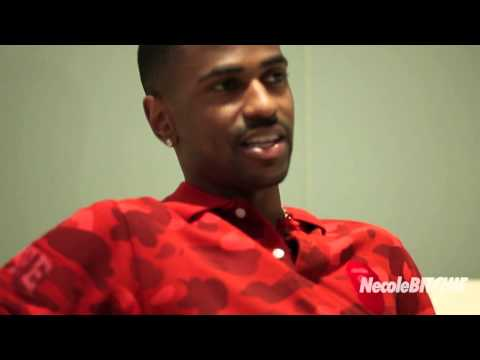 Big Sean Talks The Law Of Attraction & Reveals Why He Cried On Stage In Detroit