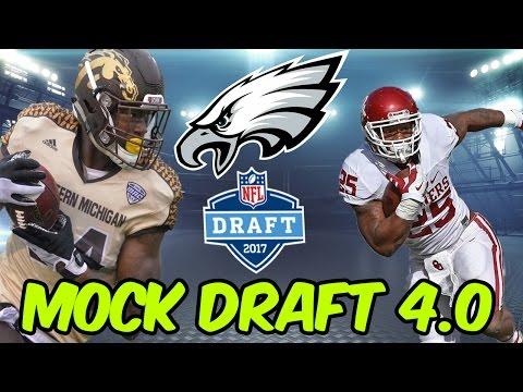 A Flawless Draft | Full 7 Round Philadelphia Eagles Mock Draft | Mock Draft 4.0