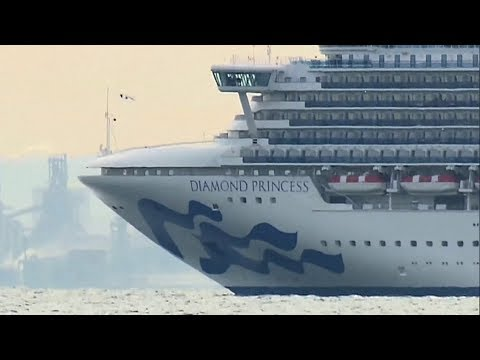 251 Canadians quarantined on cruise ship in Japan